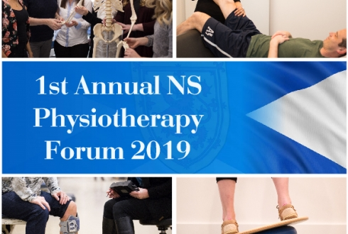 NS Physiotherapy Forum 2019