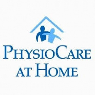 Mobile Physiotherapist Working With Seniors